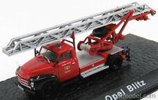 Edicola 7147004 scala 1/72 opel blitz dl18 magirus truck fire engine 1960
