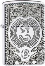 ZIPPO ★ GOTHIC DRAGON by Anne Stokes (Armor)