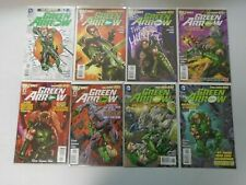 "Green Arrow lot 32 diff ""NEW 52"" from #0-52 8.0 VF (2011-16 4th Series)"