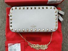 Valentino Garavani Rockstud Small Chain Shoulder Bag  Original:$945.00 + Tax