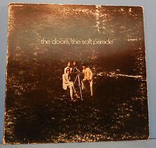THE DOORS SOFT PARADE LP 1969 ORIGINAL RED BIG E PRESS PLAYS GREAT! VG/VG!!A