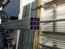 AUST STEEL 25x25 x1.6 RHS Allgal Pack of 9 @6.5mt each