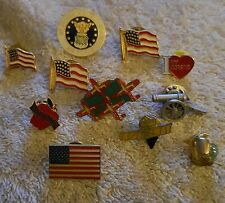 Lot of  Military Pins and More