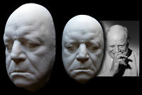 "Don Rickles ""Mr. Warmth"" Life Mask Plaster Lifecast Bust"