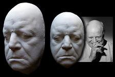 "Don Rickles ""Mr. Warmth"" Life Mask Plaster Lifecast Bust"