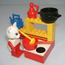 Lego 3795 - Fabuland Small Kitchen - Minifigure - 5% Multibuy Discount