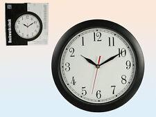 Novedoso Reloj Pared hacia atrás Reversa con hora correcta 29cm Divertido Peculiar Nuevo