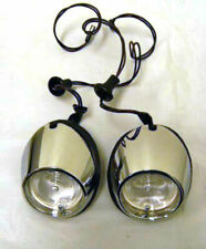 1967 1968 Ford Mustang Complete Back Up Light Kit pair also 1967-1968 cougar Sal