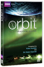 Orbit - Earth's Extraordinary Journey DVD (2012) Kate Humble ***NEW***