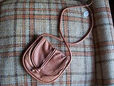 Kenneth Cole Brown Cognac Leather Handbag