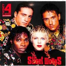 Twenty 4 Seven - Street Moves - Signed - LP Vinyl Record