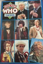 Doctor Who Year Book 1991 Hardcover Marvel Comics UK