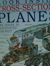 Look Inside CROSS SECTION Planes: See Inside 10 Fascinating Aircraft JOHNSTONE