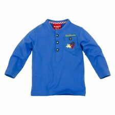 BONDI T-Shirt langarm ´Edelweiss´  Polo Shirt Tracht Baby Jungs Gr. 62