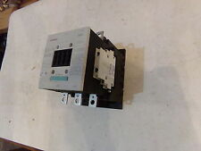 SIEMENS 3RT1055-6NB36 MAGNETIC CONTACTOR 3 PH 150 AMP   - NEW