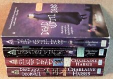 Lot 4 Sookie Stackhouse Series Charlaine Harris Southern Vampire PB Books 1-3 #5