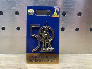 New Walt Disney World 50th Anniversary Castle Mickey AP Passholder Pin LE