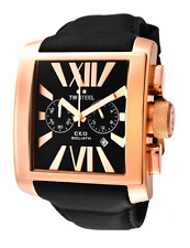 TW STEEL CE3012 42MM ROSE GOLD CEO GOLIATH WATCH - 2 YEARS WARRANTY