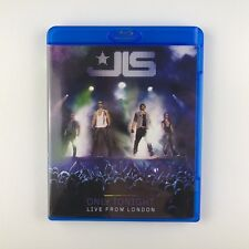 JLS: Only Tonight Live From London (Blu-ray, 2010)