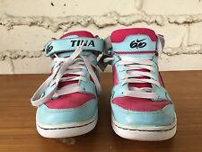 Nike ID Air Mogan 6.0 Mid 2 Womens Shoes Size 7.5 High Tops 418439-991