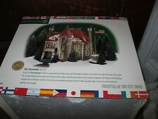 D 56 Department 56 The Consulate Christmas in the City