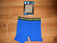New Men's Small Under Armour Mesh Scatter 6in Boxerjock Boxer Briefs 1228447