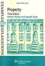 Examples and Explanations Property by Barlow Burke
