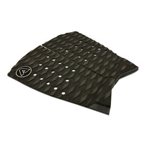 Alies Traction Tail Pad Surf Deck Grip Two Piece Black