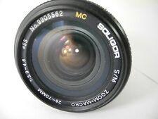 Soligor Pentax K Halterung Zoom 28-70mm Kamera Objektiv F/3.9-4.8 Pentax Macro