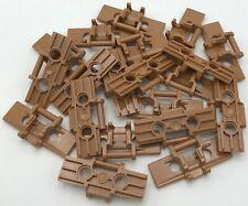 LEGO LOT OF 20 MEDIUM DARK FLESH TANK TREAD PIECES PARTS