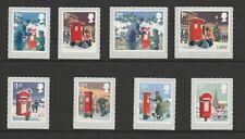 GB 2018 Christmas Stamps MNH