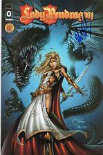 Image Lady Pendragon #0 (Mar. 1999) High Grade Signed*