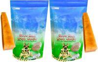 Snow Hill Himalayan Yak Milk Golden Dog Chews Jumbo Organic Treats Under 75 lbs