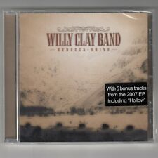 Willy Clay Bande-Rebecca Drive (extended version) Blackstone/Rootsy CD brr003 -