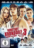 Vorstadtkrokodile 3 von Wolfgang Groos | DVD | Zustand gut