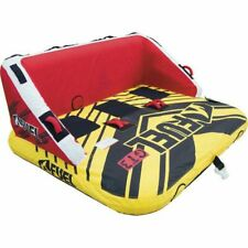 water ski tube fuel GT3 3 Person towable couch/chariot