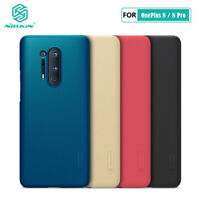 For OnePlus 8 Pro NILLKIN Super Frosted Shield Hard Case Cover