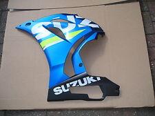 Suzuki GSXR1000 2017 L/H azul carenado.