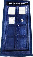 Doctor Who - Tardis 150cm x 75cm Beach Towel (The Robe Factory) #New