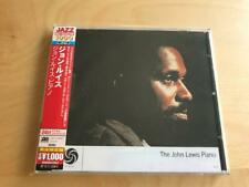 John Lewis – The John Lewis Piano CD like new + OBI