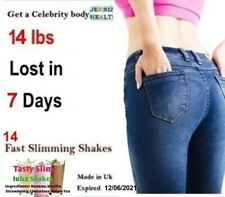 FAST Weight loss Slimming Diet Juice Shakes PLUS+Free JUICE BOOSTER Capsules