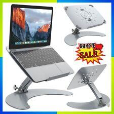 "SLYPNOS Tilted Laptop Stand Aluminium Desk Cooler Holder for 13""-17"" Notebook"
