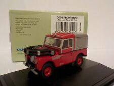 Land Rover Fire, British Railways, Oxford Diecast 1/76 New