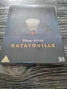 Steelbook Ratatouille Édition Zavvi rare