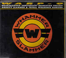 Warp 9- Whammer Slammer cd maxi single