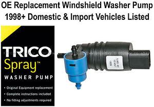 Windshield / Wiper Washer Fluid Pump - Trico Spray 11-613 (b)