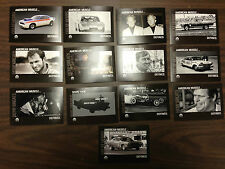 RARE!! American Muscle Mopar GREAT HEMIS Collector Cards - Set of 13  NEW!!