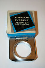 NEW GENUINE ORIGINAL TOPCON EYEPIECE ADAPTER for SUPER RE D DM  MODELS IN BOX