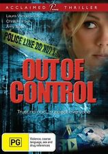 Out Of Control (DVD, 2010) Brand New  Region 4
