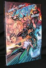 DANGER GIRL DELUXE EDITION TPB CAMPBELL HARTNELL NEW IMAGE FREE SHIPPING